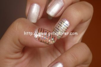 Maybelline Color Show – Shade Moon Beam & NOTD