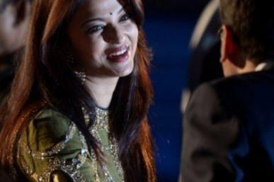 Aishwarya Bachchan At Kolkata Film Festival