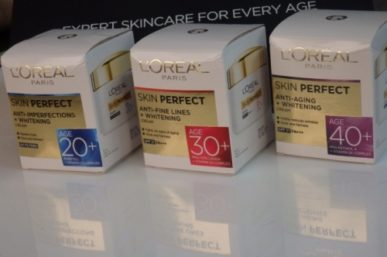 L'Oreal Paris Skin Perfect Range – Expert Skin Care for Every Age: Quick Reviews