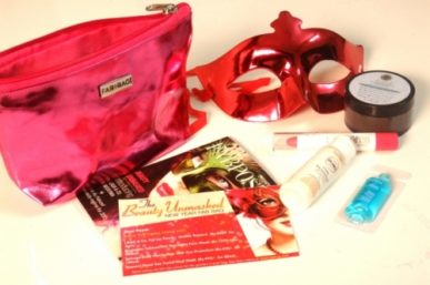 The Beauty Unmasked by January Fab Bag 2015