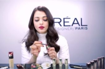 Do-It-Yourself Make-Up with Aishwarya Rai Bachchan