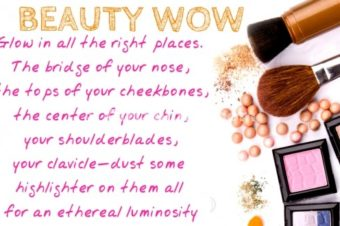 Beauty Words of Wisdom #16