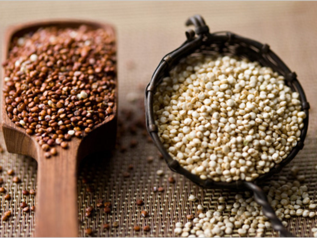How to turn Quinoa into an effective Home Made Face Scrub
