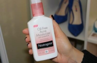 oil free moisturiser
