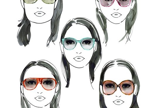 Best-Sunglasses-for-Your-Face-Shape-530x372