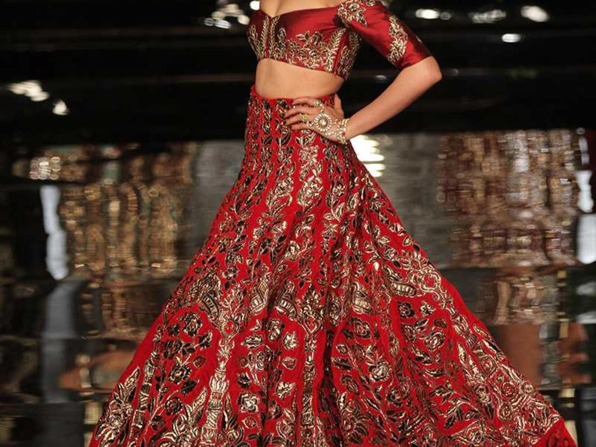 Trends YOU Need To know From India Couture Week 2016