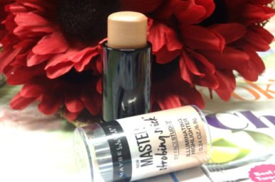 Maybelline MASTER STROBING STICK – ILLUMINATING HIGHLIGHTER Review