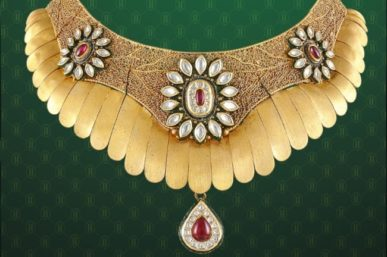 India and Gold Jewellery – An Everlasting Love Affair