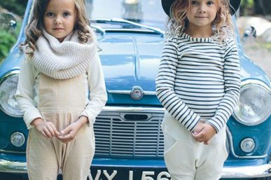 KIDS AND THEIR STYLISH WAYS TO END THIS YEAR