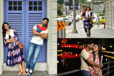 Flaunt Like A Desi Girl—FAB Alia Bhatt's Looks FROM Badrinath Ki Dulhaniya!!