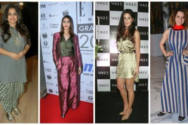 Right From Desi Looks To Your Fave Celeb Looks—Trends You Need To Know Right NOW!