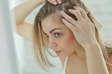 Top 5 Five Easy Tips For Hair Fall