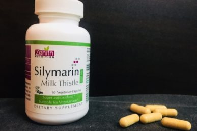 Zenith Nutrition Silymarin Milk Thistle Vegetarian Capsules Review!