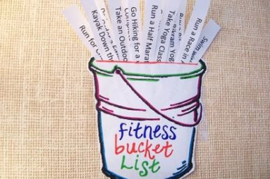 Your Fitness Bucket List for 2018