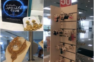 THE MOST GORGEOUS & UNIQUE JEWELLERY WE SPOTTED @ VOYLLA STORE IN SURAT