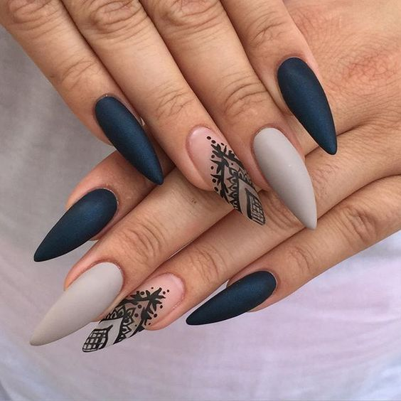 Colossal Nail trends To Try In 2017! – GirlXplorer